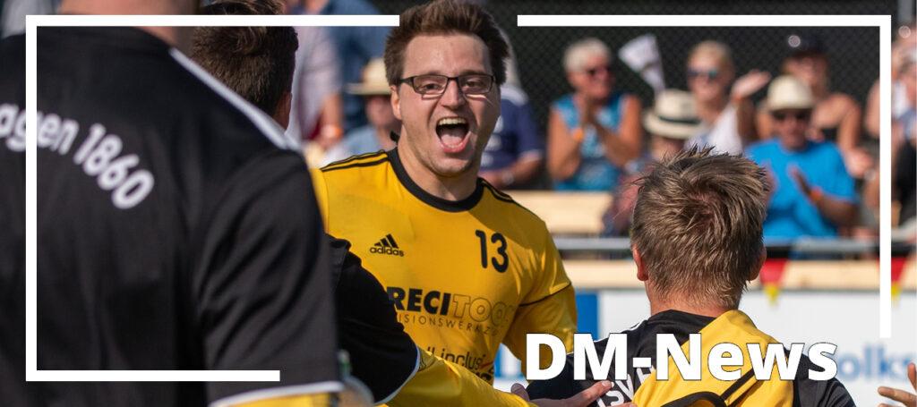 Bundesliga-Endstand: Alle DM-Tickets vergeben