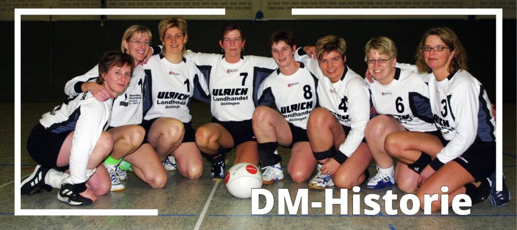 DM-Serie: Nach Orga-Aufwand 2005 kein Happyend für Frauen 30