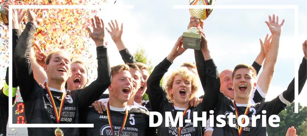 DM-Serie: Die männliche U18 und der DM-Triumph 2017