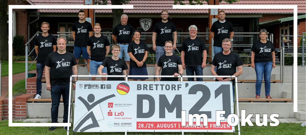 Viele Herausforderungen bei Vorbereitungen für Brettorfer DM-OK