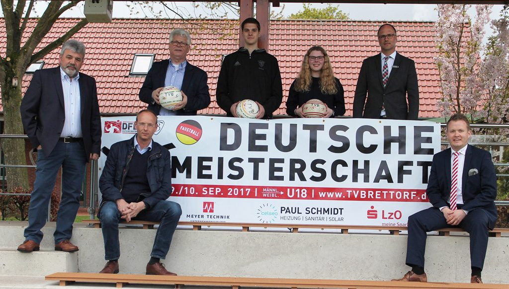 DM der  U 18  am  9./10. September 2017 in Brettorf