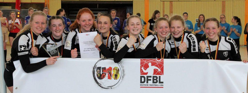Faustball Hallensaison 2018/19   News 14
