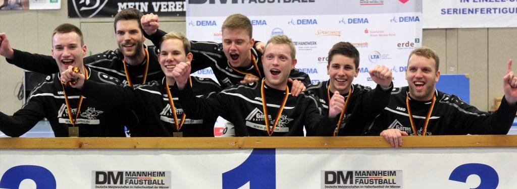 TVB-Männer holen Bronzemedaille bei DM