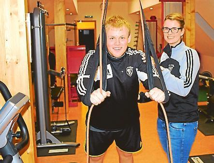 Brettorf Fitnessraum