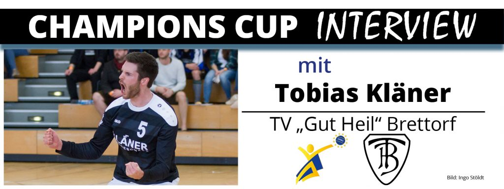 Champions Cup Interview 4: Tobias Kläner (TV Brettorf)