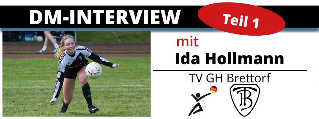 DM-Interview 1: Ida Hollmann (TV Brettorf)