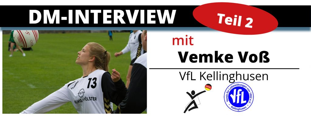 DM-Interview 2: Vemke Voß (VfL Kellinghusen)