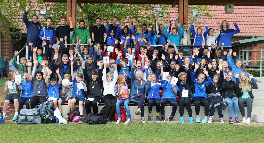 200 Schüler bei Schulfaustball-Masters in Brettorf erwartet