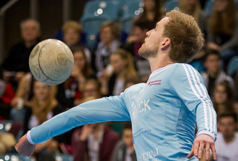 EFA Champions Cup wird mit Ludwig-Ball gespielt