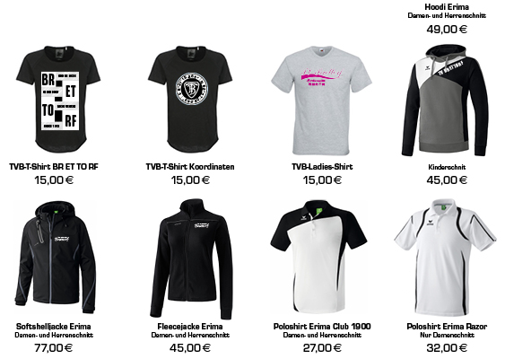 TVB Fan Shop